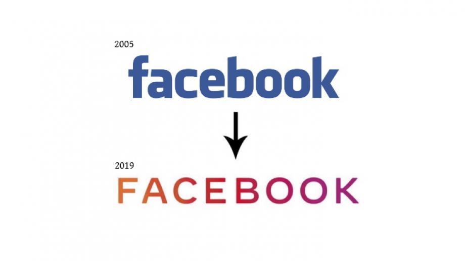 Blog logo facebook
