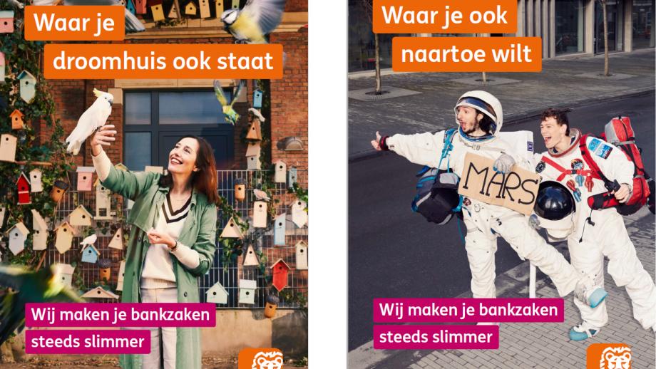 ING Nederlandse affiches