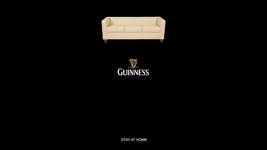 Guinness Stay Home