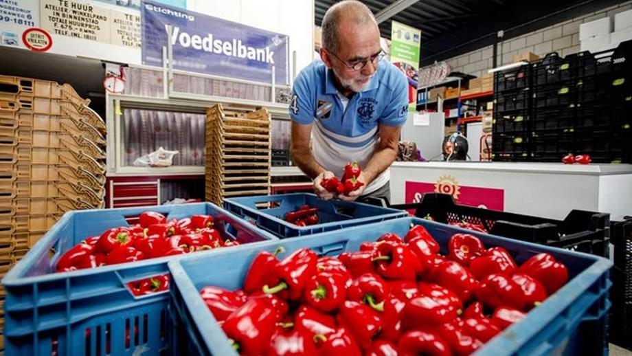 Voedselbanken steunen met Live-eet.nl