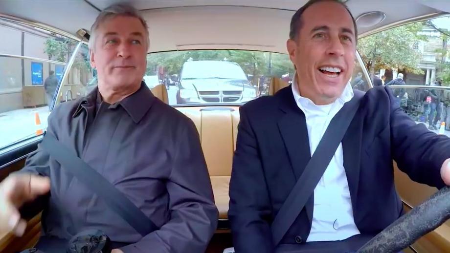 Alec Baldwin en Jerry Seinfeld