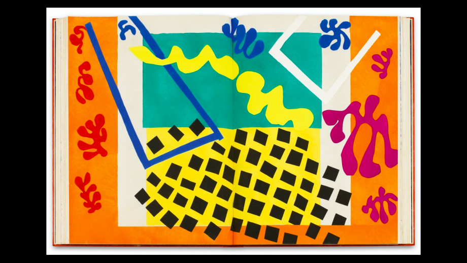 """Matisse, """"Jazz"""" (1947)"""