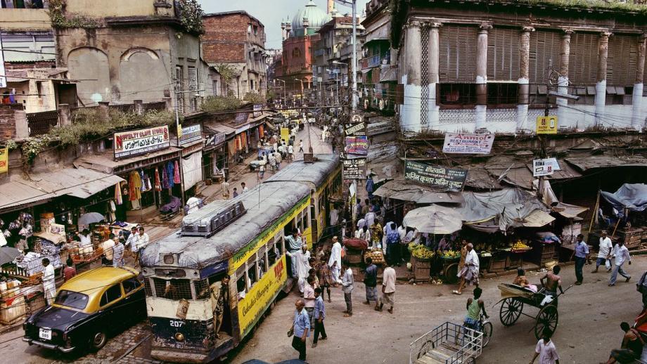 Steve McCurry – Calcutta