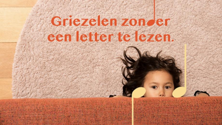 Griezelen zonder een letter te lezen
