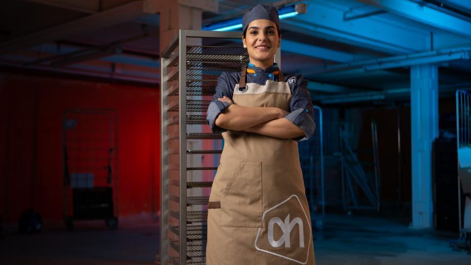 Tenue 'Bakkerij en Markthal'