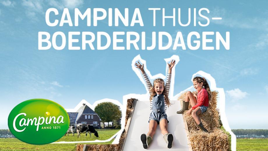 Campina Thuis-Boerderijdagen