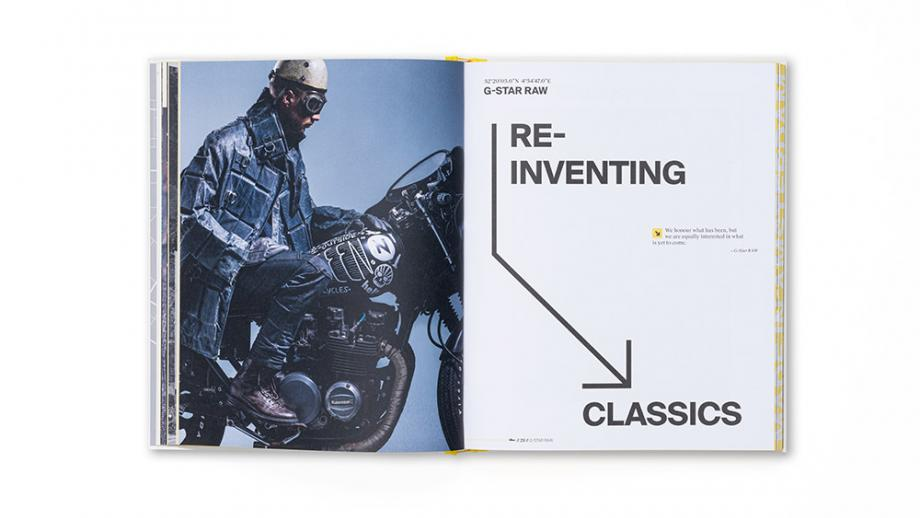'Made in Amsterdam - Ideas that travel' - G-Star RAW