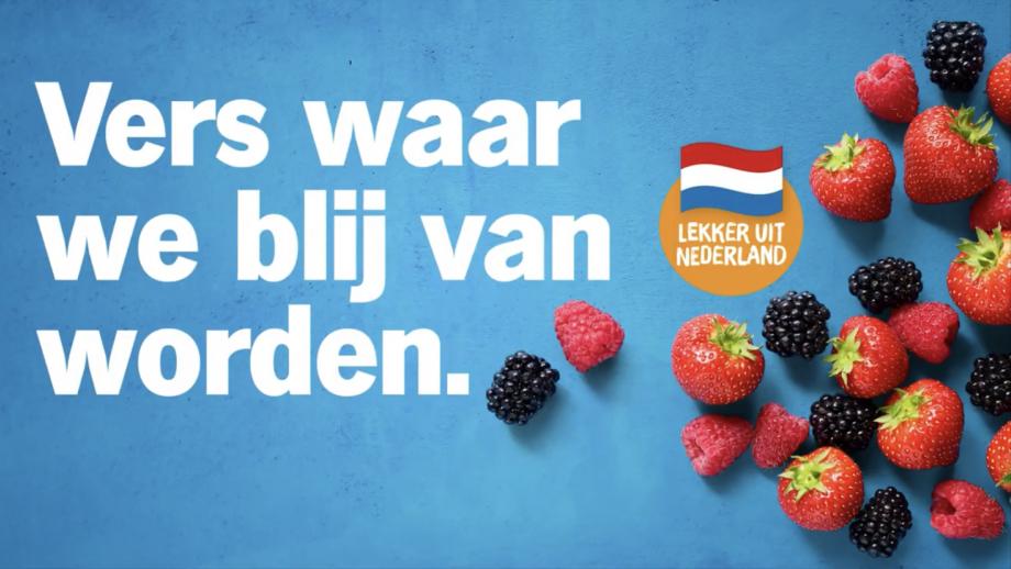 Vers waar we blij van worden - Lekker uit Nederland