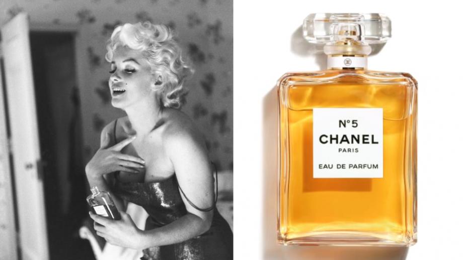 Marilyn Monroe & Chanel