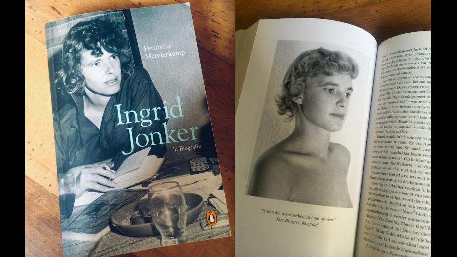 Biografie over Ingrid Jonker