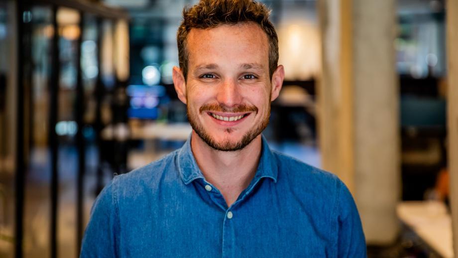 Frank de Wit - managing director Studio Catwise