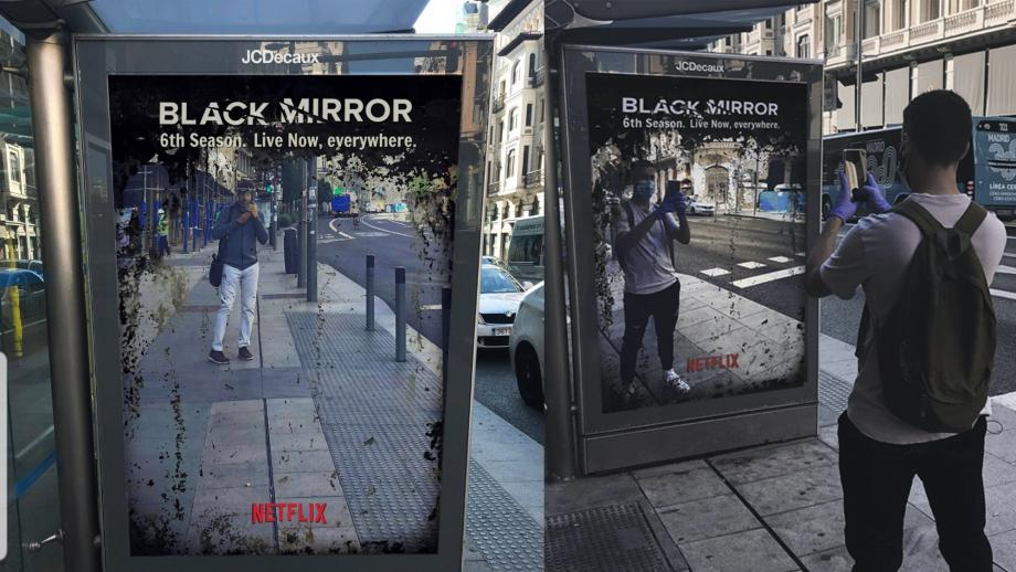 Posters in Madrid