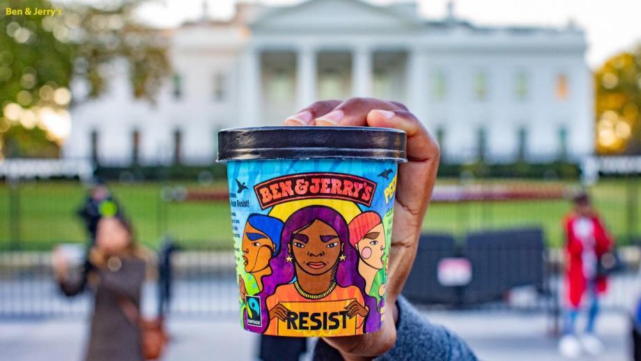 Pecan Resist (vrij naar: We Can Resist)