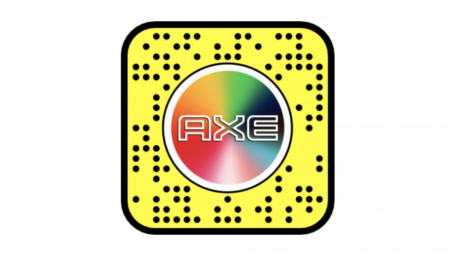 Axe Snapchat AR-Lens code