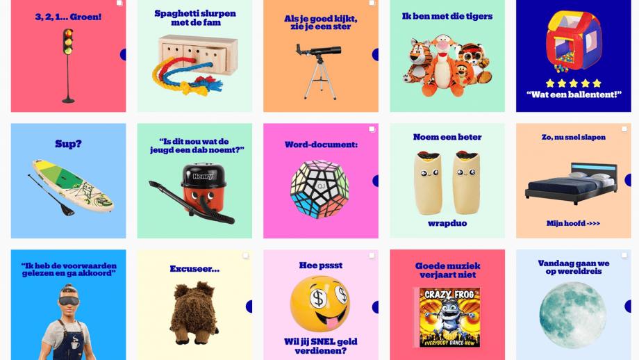 bol.com is de winnaar van de Instagram top 100 Nederland