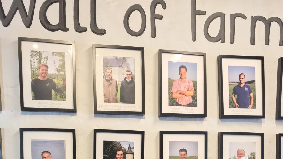 Wall of Farm: de boeren staan centraal