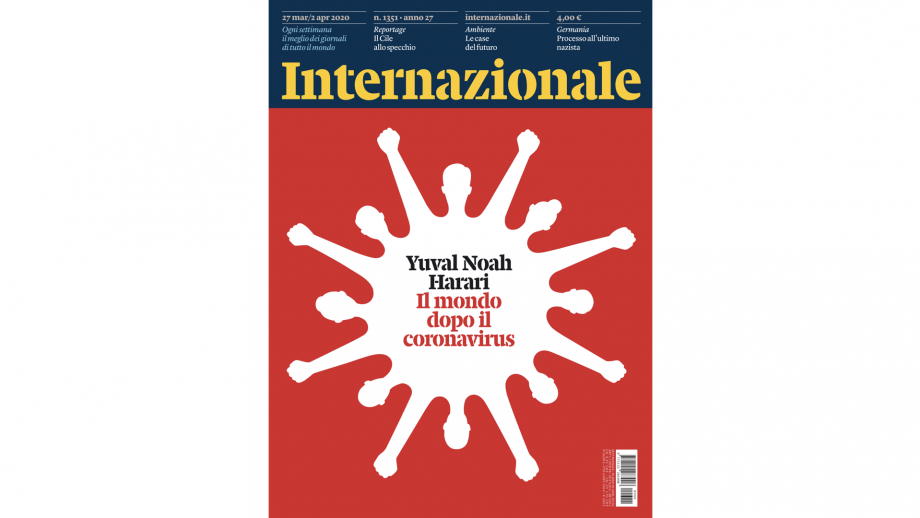 Il mondo dopo il coronavirus, Internazionale