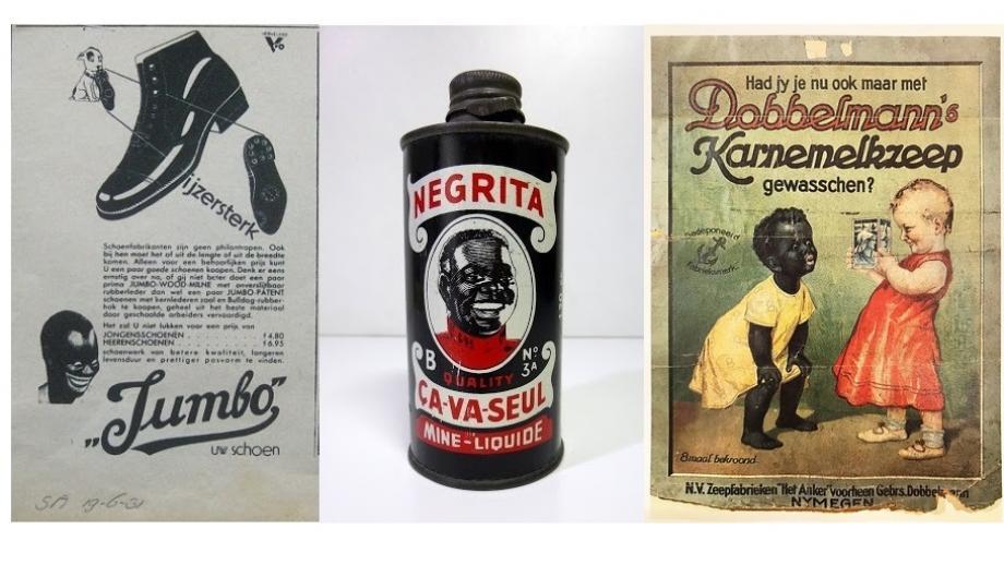 Racistische reclames uit de oude doos II