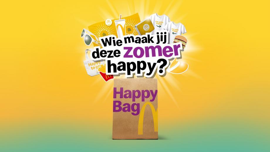 McDonald's Happy Bag