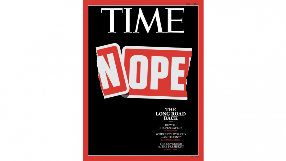 The long way back, Time, 11 mei 2020
