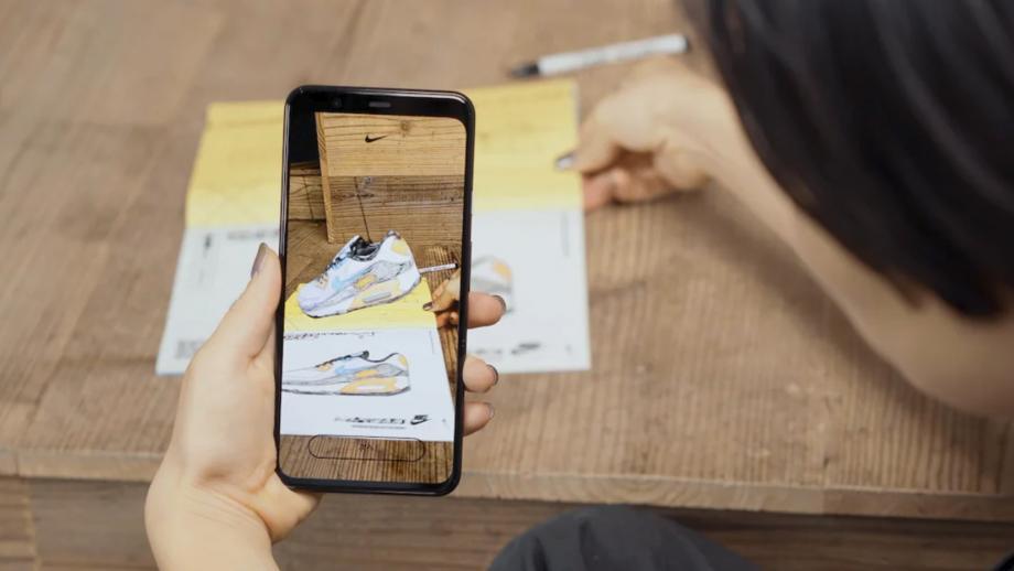 Teken en zie realtime op je telefoon het resultaat