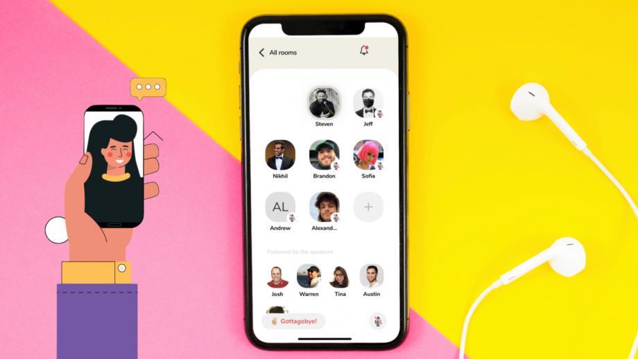 De Clubhouse app
