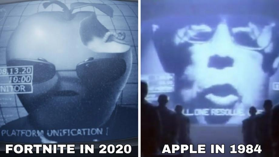Big Brother 2020 vs 1984