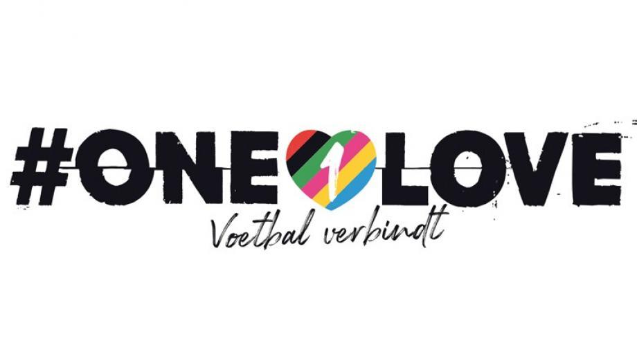 Campagne tegen racisme - #OneLove