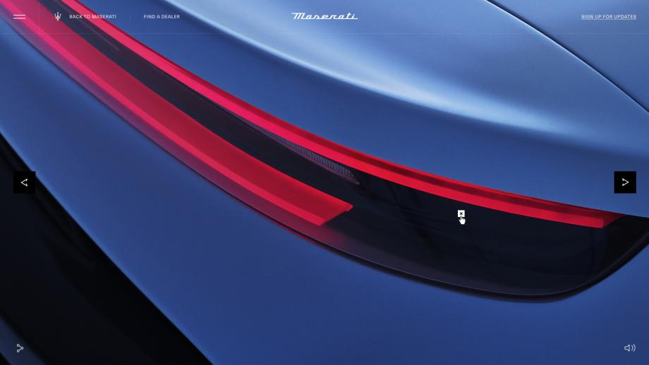 Maserati MC20 presentatie op Toast
