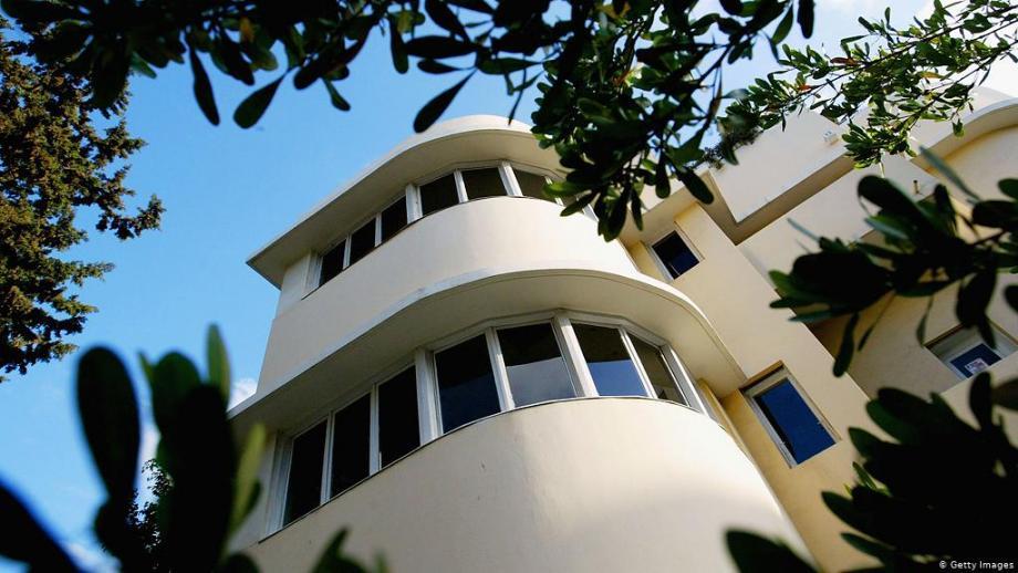 Het Bauhaus in Tel Aviv