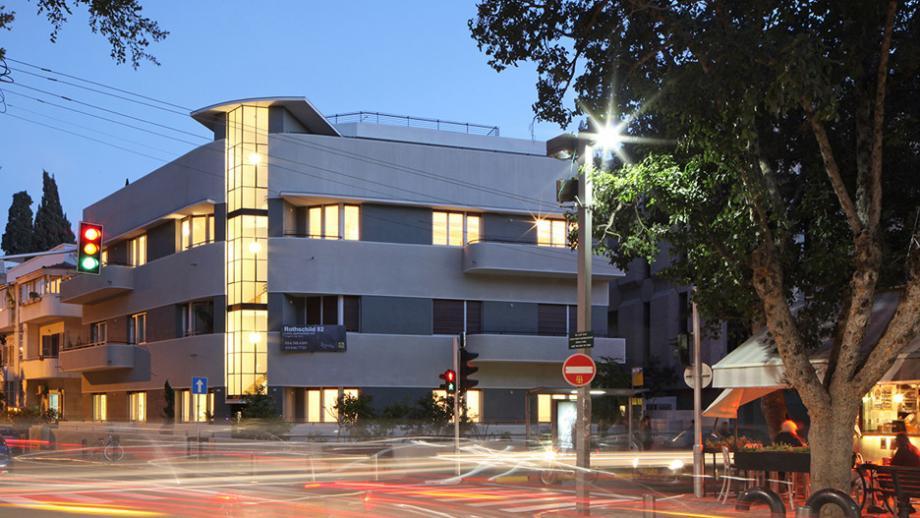 Bauhaus in Tel Aviv