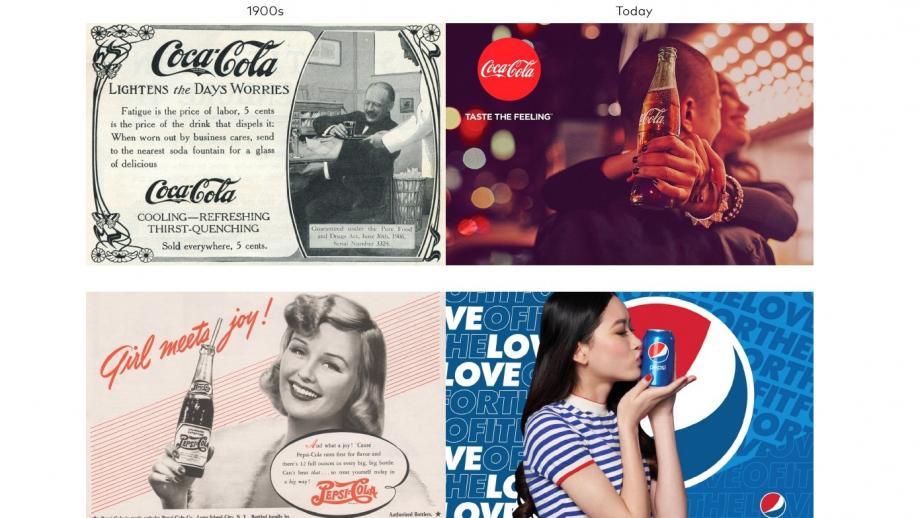 Coke versus Pepsi