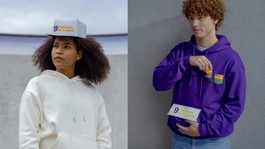 McDonald's - Cap & Hoodie