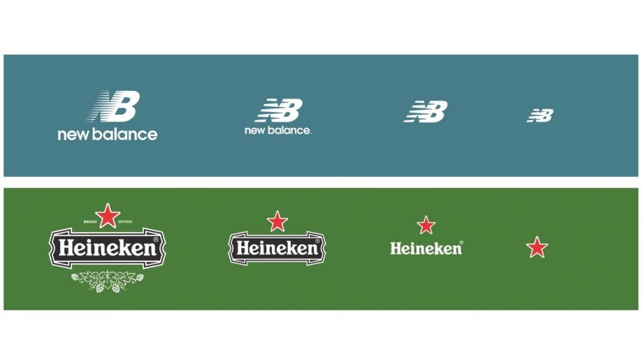 New Balance en Heineken