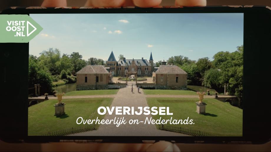 'Overijssel. Overheerlijk on-Nederlands'-campagne