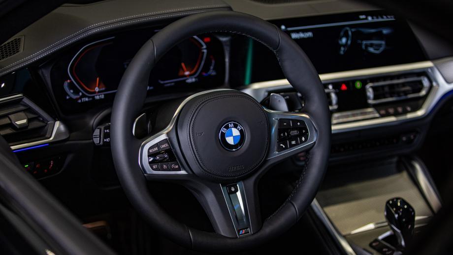 BMW binnenkant
