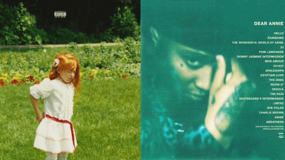 Rejjie Snow - Dear Annie full album cover