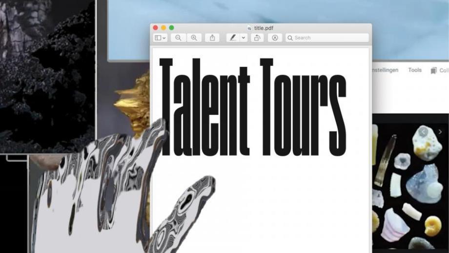 DDW - Talent Tours