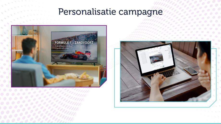 Personalisatie campagne