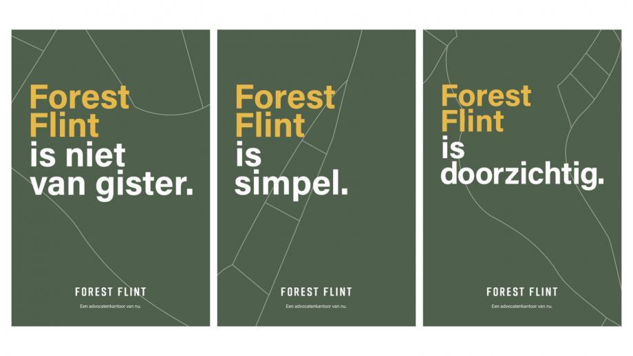 Forest Flint advertenties