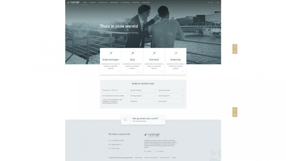 Website Nysingh