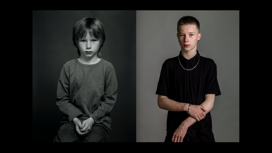 Casper, 2007 en 2014 © Koos Breukel