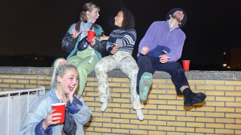 Sammie en zijn vrienden, fotografie Els Zweerink