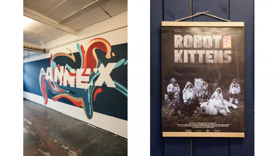 De Werkplek van Robot Kittens is de digitale speeltuinvan morgen