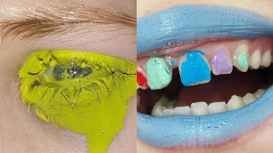 Make-up Brutalism