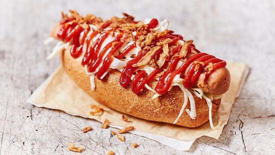 Moet er in een hotdog vlees zitten?