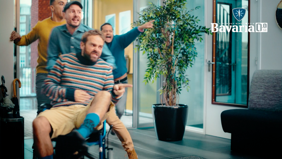 Bavaria presenteert grootste 0.0%-campagne ooit: 'Zo. Als pils'