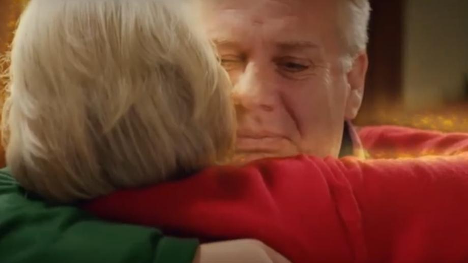'De knuffel'