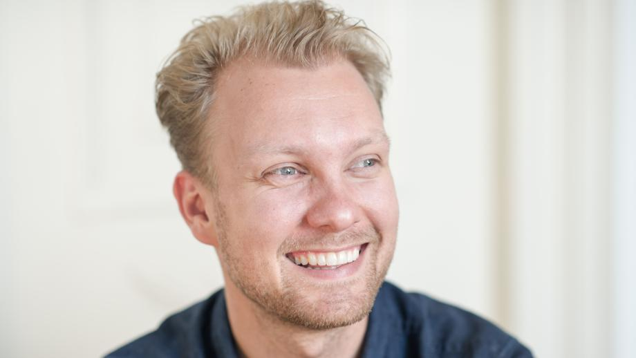 Michel de Kruijff - senior brand manager Bavaria