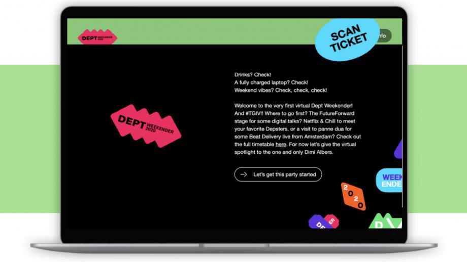 Intro tekst virtual event
